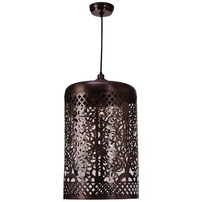 Creole 1-Light Foyer Pendant