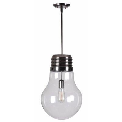 Edison 1-Light Mini Pendant