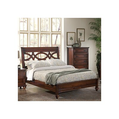 Wildon Home Cayman Sleigh Bed - Size: King at Sears.com