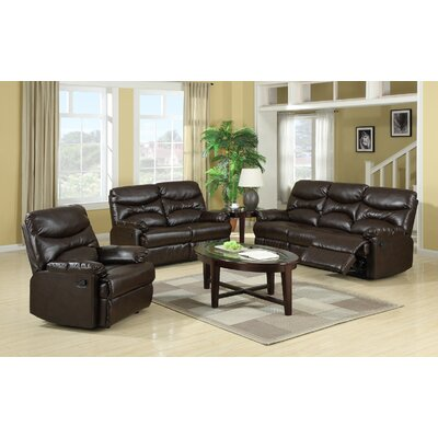 GE309S-BR Wildon Home Living Room Sets