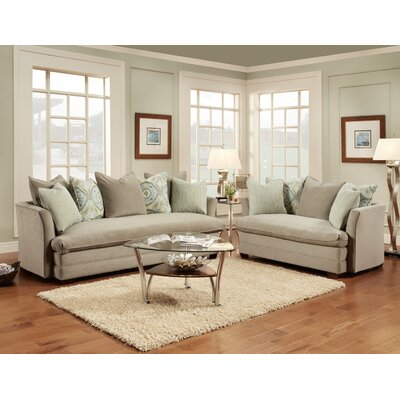Laney Configurable Living Room Set