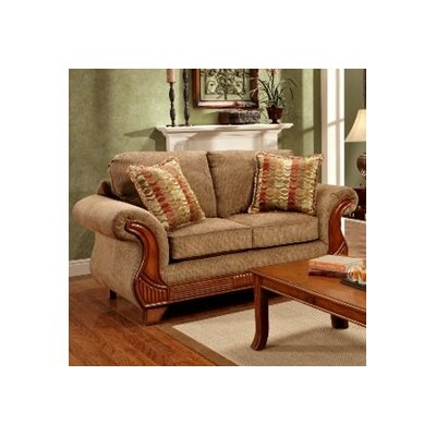 Wildon Home BG3211-M-NP Theron Loveseat