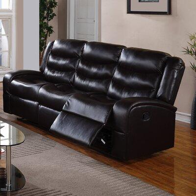 2156T-CML CST16459 Wildon Home Eden Reclining Sofa Upholstery