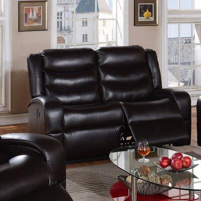 2156M-CML CST16458 Wildon Home Eden Reclining Loveseat Upholstery