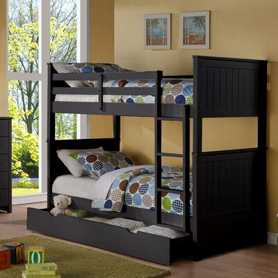 Grove Twin Bunk Bed with Storage