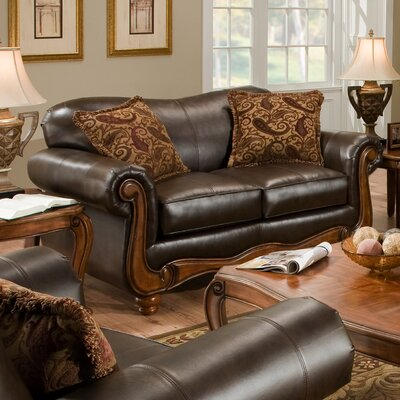 BN9311-M-CS CST16510 Wildon Home Bentley Loveseat