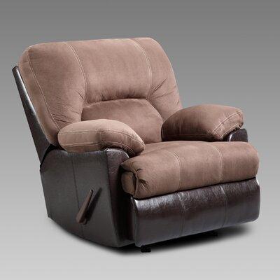 Verra Recliner Upholstery: Chocolate