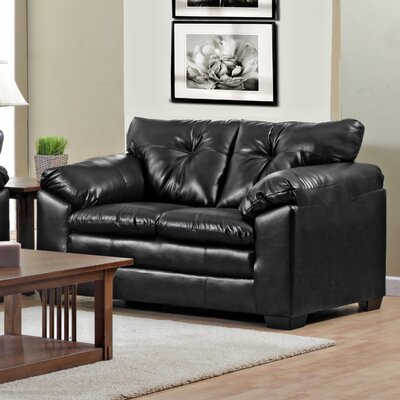 EM3811-CL-3 CST16541 Wildon Home Carley Loveseat Upholstery