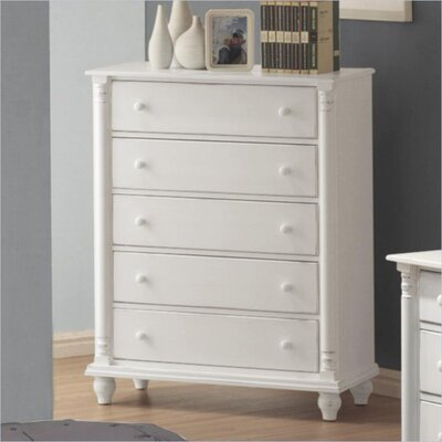 Bradstane 5 Drawer Lingerie Chest