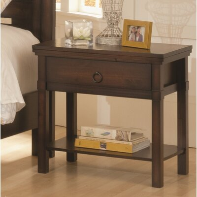 Hudson Valley 1 Drawer Nightstand