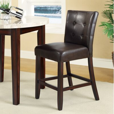 Doylestown 24 Bar Stool with Cushion