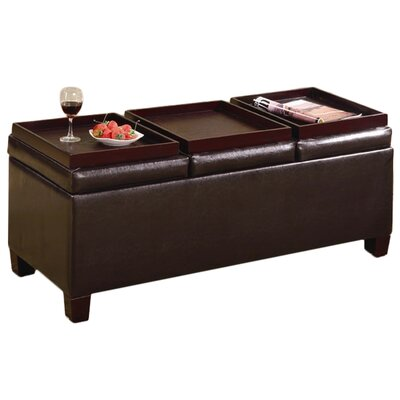 Haines Cocktail Ottoman
