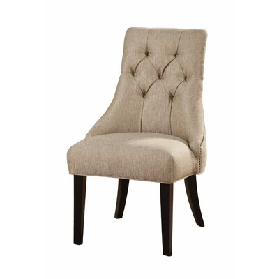 Side Chair Color: Beige