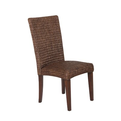 Dilworth Side Chair Finish: Dark Brown