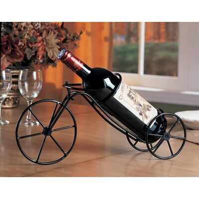 Tri City 1 Bottle Tabletop Wine Rack
