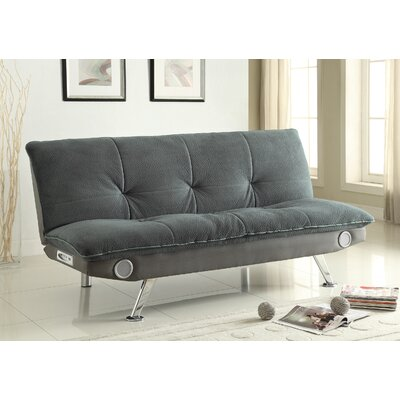 611157 CST16993 Wildon Home Convertible Sofa
