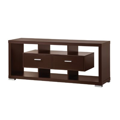 59 TV Stand Color: Capuccino