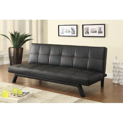Wildon Home 611876  Tufted Convertible Sofa