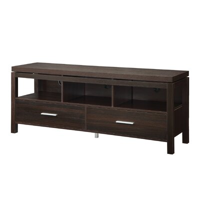 60 TV Stand Color: Walnut