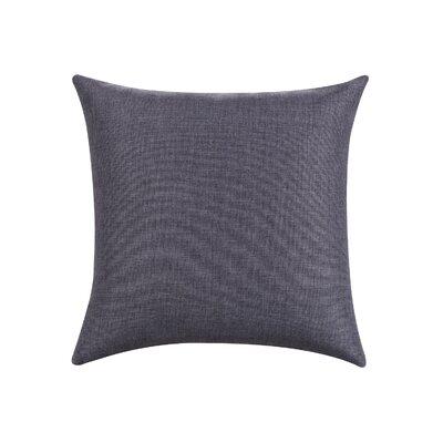 Throw Pillow Color: Grey