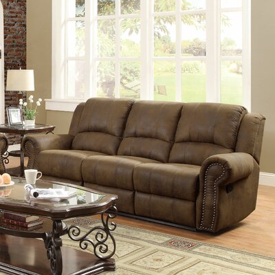 761262 CST16808 Wildon Home Motion Reclining Sofa