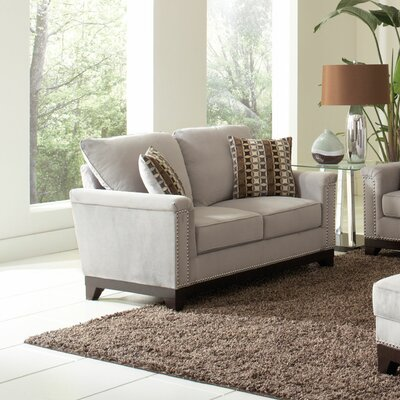614713 CST17208 Wildon Home Mason Loveseat