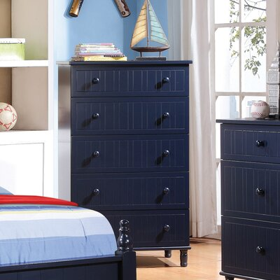 Figueroa 5 Drawer Chest