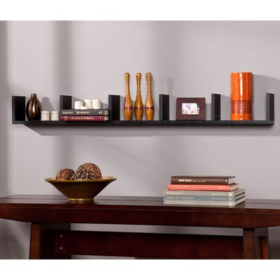 Ryan Shelf Finish: Black