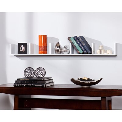 Ryan Shelf Finish: White