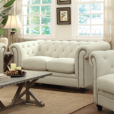 615666 CST17300 Wildon Home Audrey Loveseat