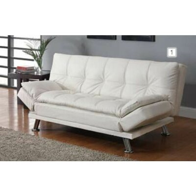 411302 CST12706 Wildon Home Convertible Sofa