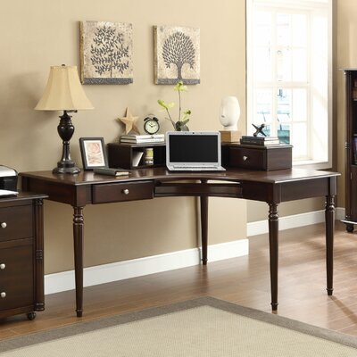 Jacqueline Writing Desk Finish: Cappuccino Product Picture 168