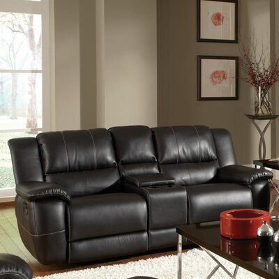601062 CST14219 Wildon Home Robert Double Reclining Loveseat
