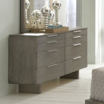 Violet 6 Drawer Double Dresser