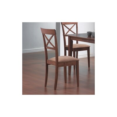Crawford Side Chair Finish Walnut