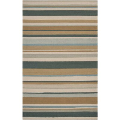 Mariela Hand-Woven Indoor/Outdoor Area Rug Rug Size: Rectangle 5 x 8