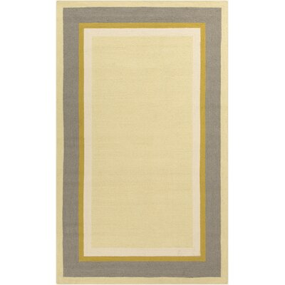 Schmitt Beige Inddor/Outdoor Rug Rug Size: Rectangle 9 x 12