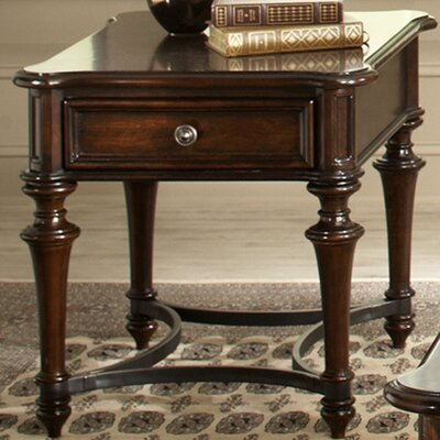 Foxworth End Table With Storage