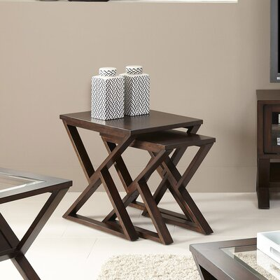 Madison Occasional 2 Piece Nesting Tables