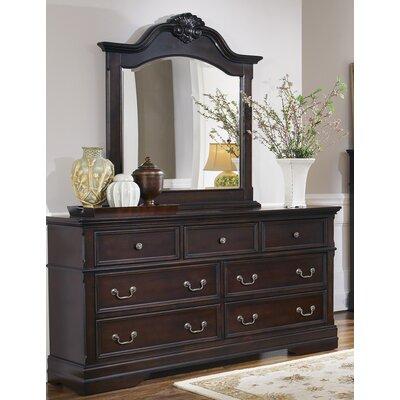 7 Drawer Standard Dresser