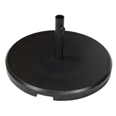 Fiberstone Umbrella Base Color: Black