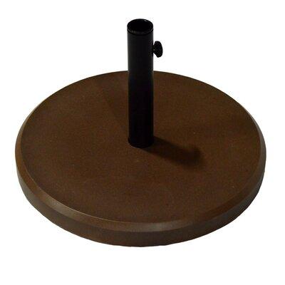 Fiberstone Umbrella Base Color: Bronze