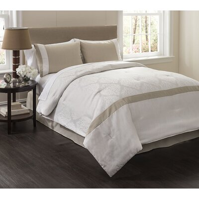 Angelica 4 Piece Comforter Set Size: Full