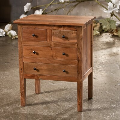 Hamlin Teak End Table