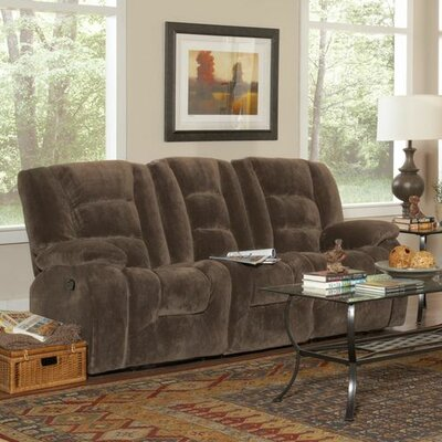 600992 CST12420 Wildon Home Bryce Reclining Loveseat