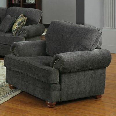 504401 CST12430 Wildon Home Crawford Sofa