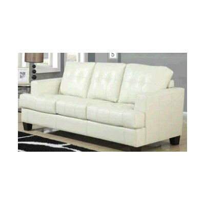 Arine Sleeper Sofa Upholstery: Cream