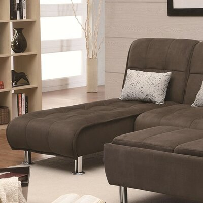 300277 CST12708 Wildon Home Convertible Chaise