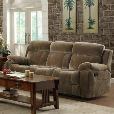 Wildon Home 603031 Victor Motion Reclining Sofa
