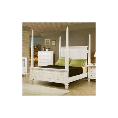 Horton Poster Bed Size: California King